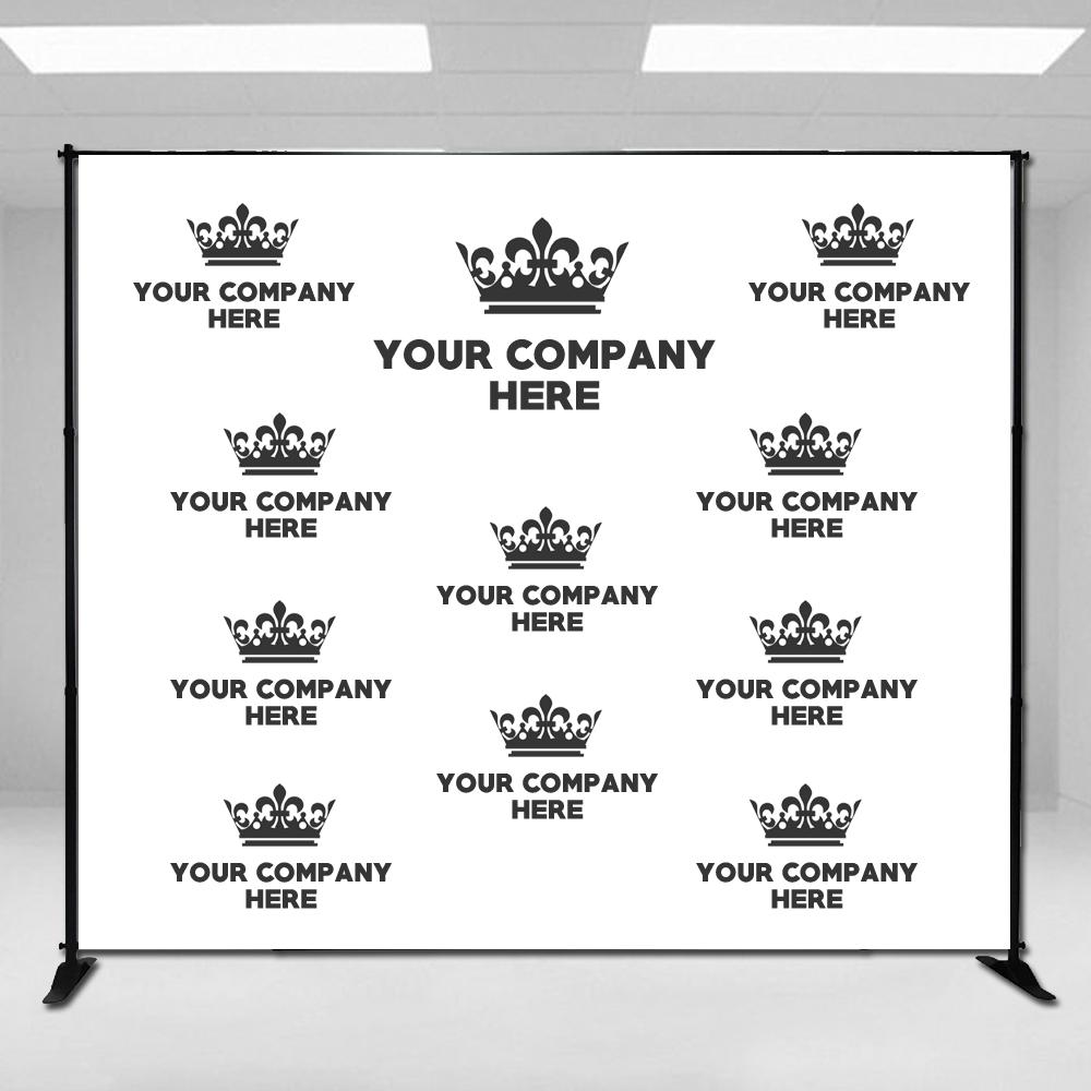 Logo Backdrop Banner