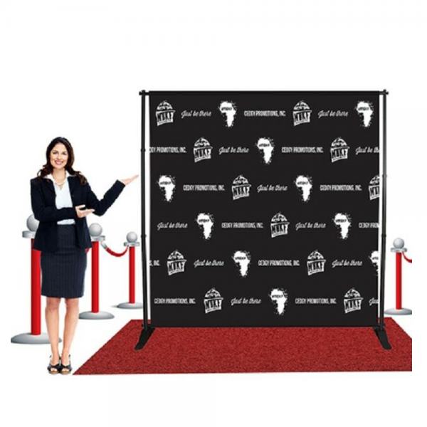 Backdrop Banners Printed