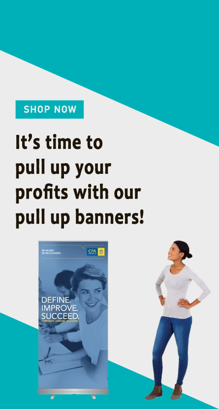 Roll Up Banner Sale